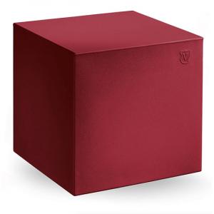 Pouf Home Fitting Cube Lyxo