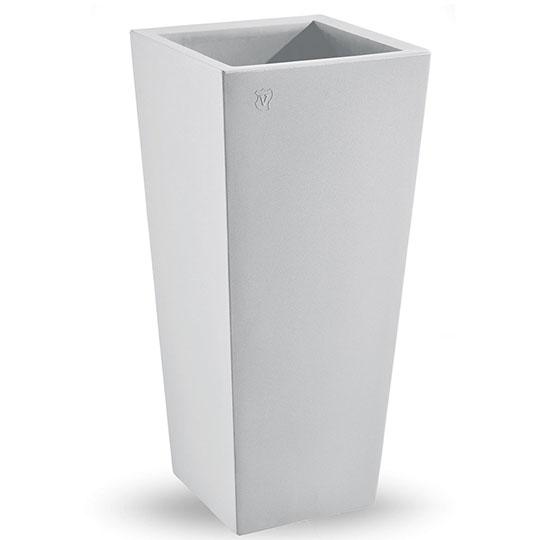 Cache-pot carré Genesis Lyxo