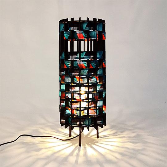 Lampe Suzanne - Wax my Wood