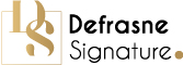Defrasne Signature